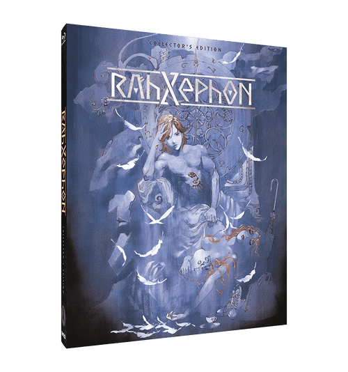 RahXephon Complete Collection [SteelBook] Blu-ray Front Cover