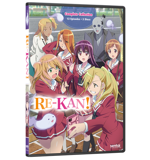 RE-KAN! Complete Collection