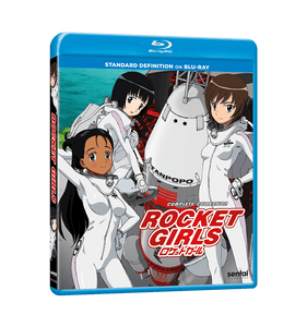 Rocket Girls Complete Collection SD