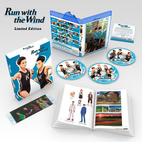 Run with the Wind Premium Box Set Scene
