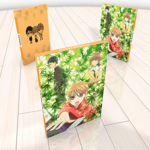 Chihayafuru Premium Box Set Extras Box