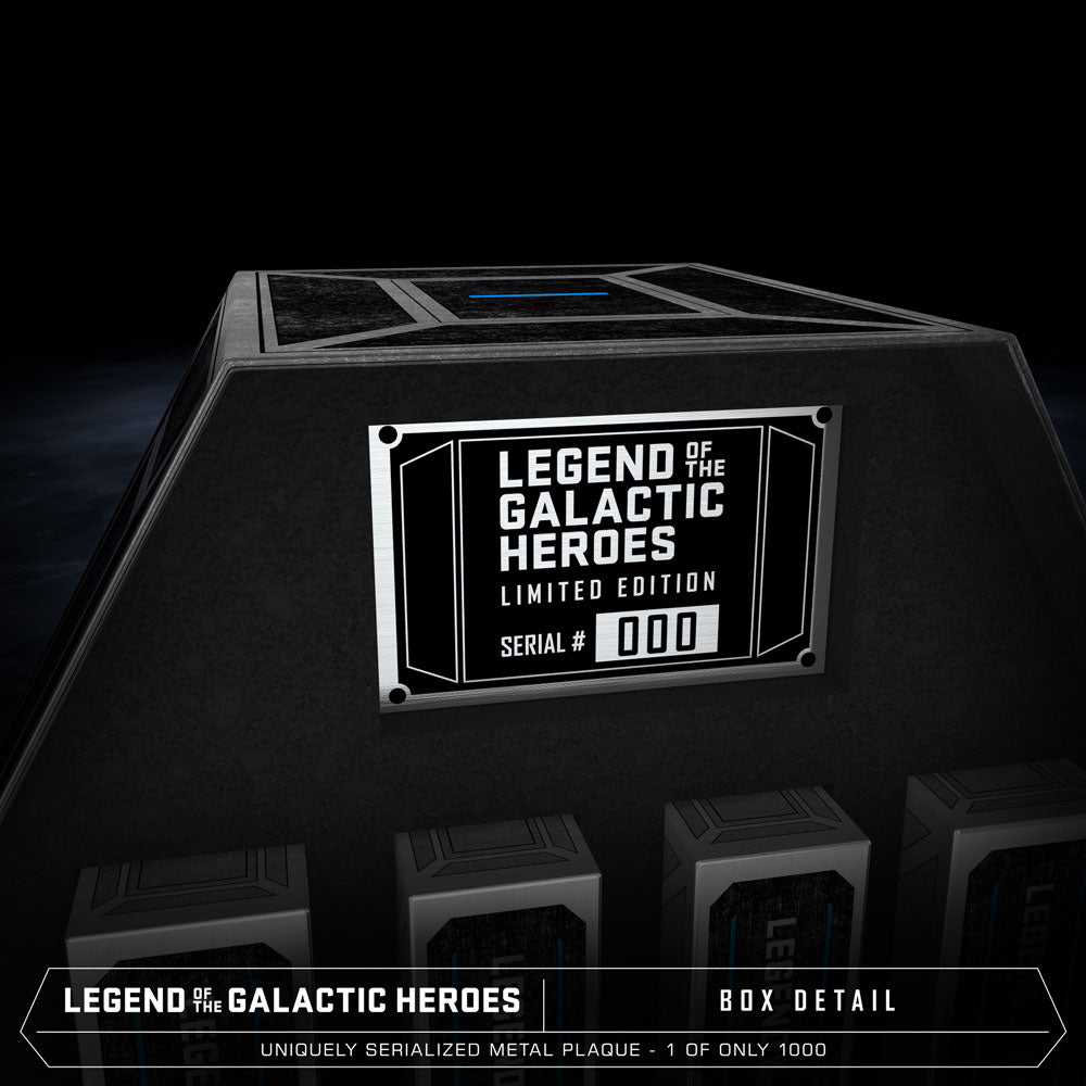 Legend of the Galactic Heroes Premium Box Set Limited Run