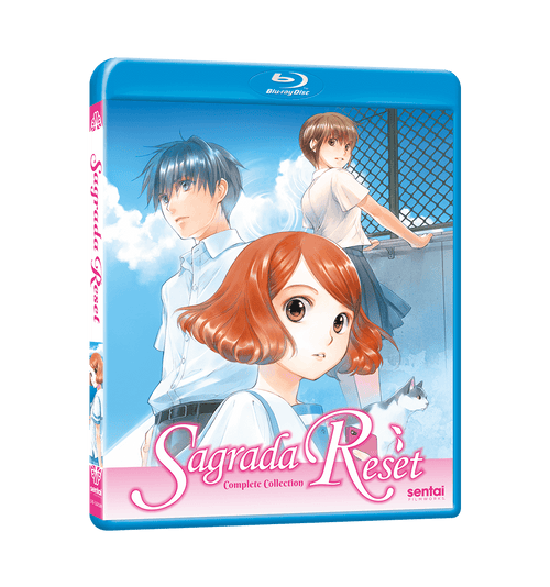 Sagrada Reset Complete Collection Blu-ray Front Cover