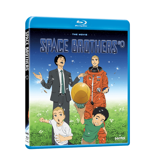 Space Brothers #0 Blu-ray Front Cover