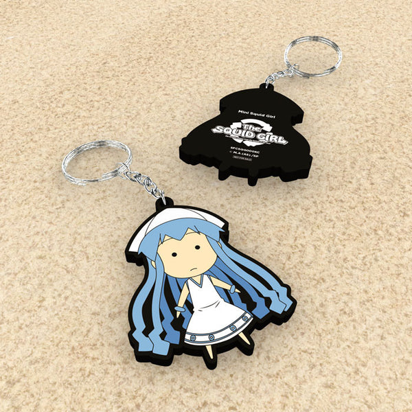 Squid Girl Seasons 1 & 2 Premium Box Set Keychain