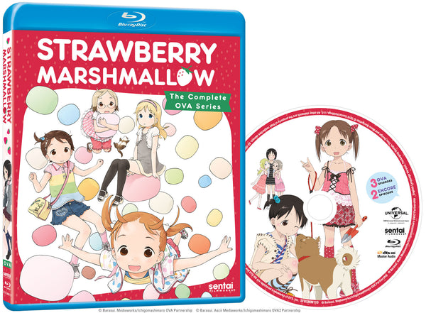 Strawberry Marshmallow OVA Collection - Sentai Filmworks - anime - 2