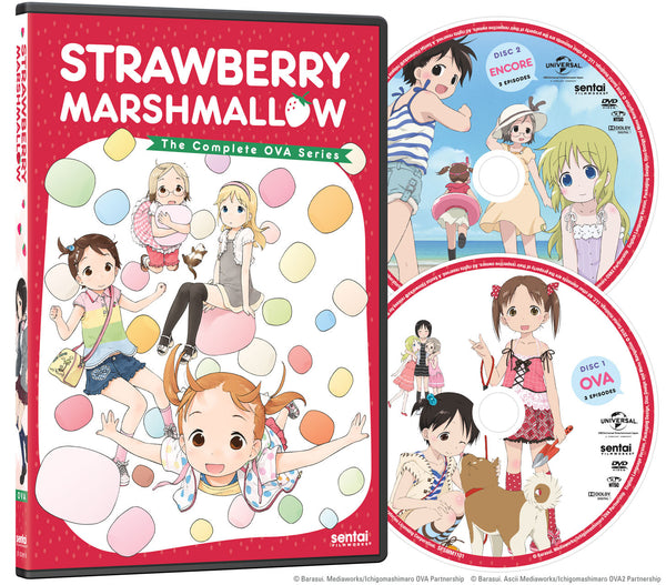 Strawberry Marshmallow OVA Collection - Sentai Filmworks - anime - 5