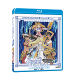 Sword Oratoria Complete Collection Blu-ray Front Cover