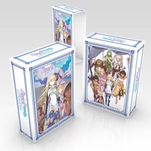Sword Oratoria: Is It Wrong to Try to Pick Up Girls in a Dungeon? On the Side Premium Box Set