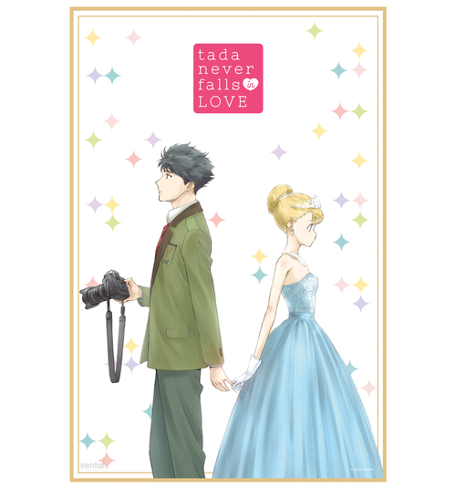 Tada Never Falls in Love Poster Set