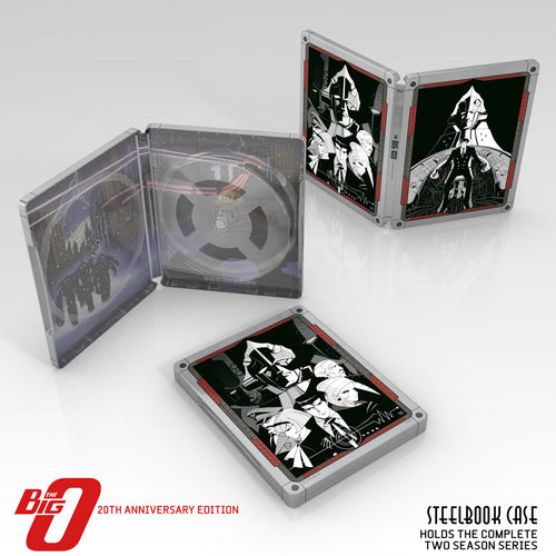 Big O, The Complete Collection [SteelBook Edition] Case