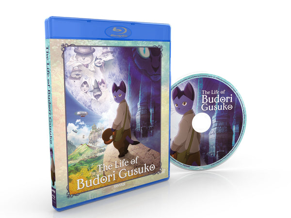 The Life of Budori Gusuko Blu-ray Disc Spread