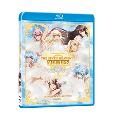 The Seven Heavenly Virtues Complete Collection