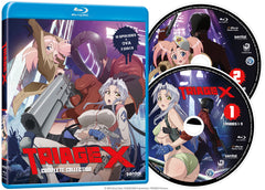 Triage X Complete Collection