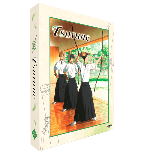 Tsurune Premium Box Set