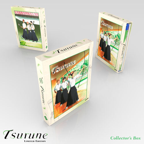 Tsurune Premium Box Set Design