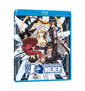 UQ Holder! Complete Collection