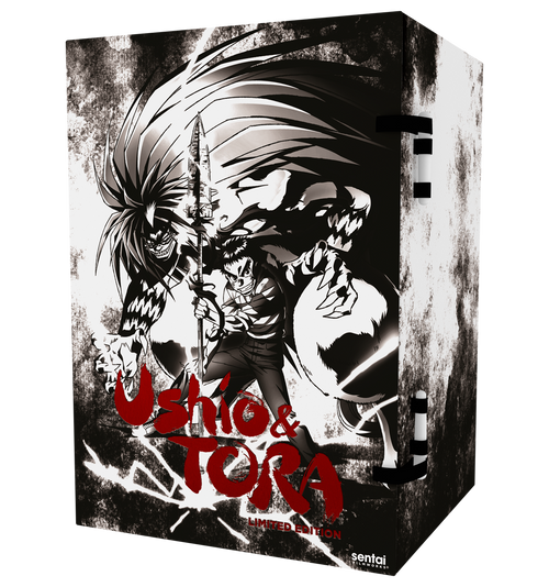 Ushio & Tora Premium Box Set