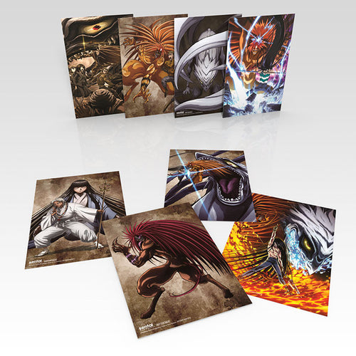 Ushio & Tora Premium Box Set Art Cards