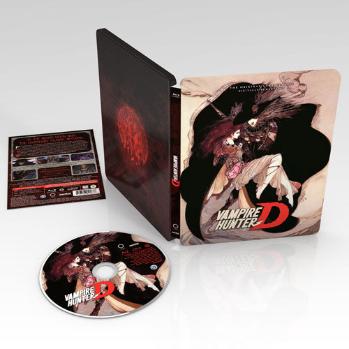 Vampire Hunter D [SteelBook Edition] Scene