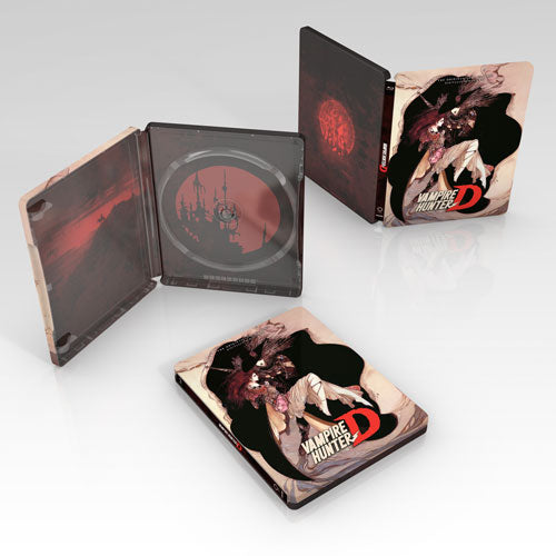 Vampire Hunter D [SteelBook Edition] Case