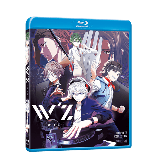 W'Z Complete Collection Blu-ray Front Cover