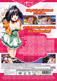 Welcome to Pia Carrot! 2 DX Complete Collection DVD Back Cover