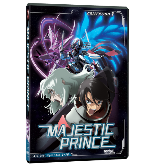 Majestic Prince Collection 1