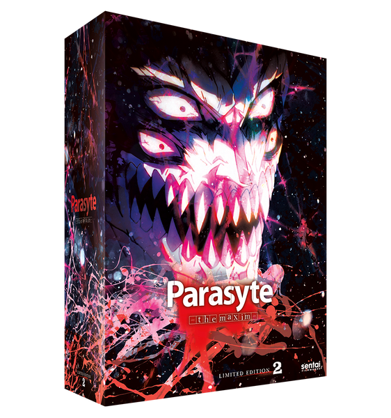 Parasyte -the maxim- Collection 2 Premium Box Set