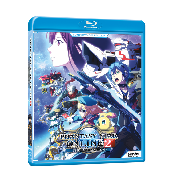 Phantasy Star Online 2: The Animation Complete Collection