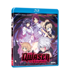 Qwaser of Stigmata Complete Series Collection