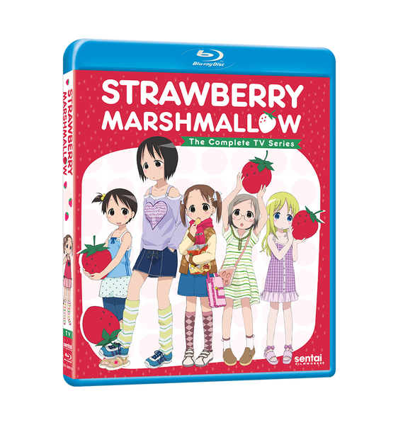 Strawberry Marshmallow Complete Collection