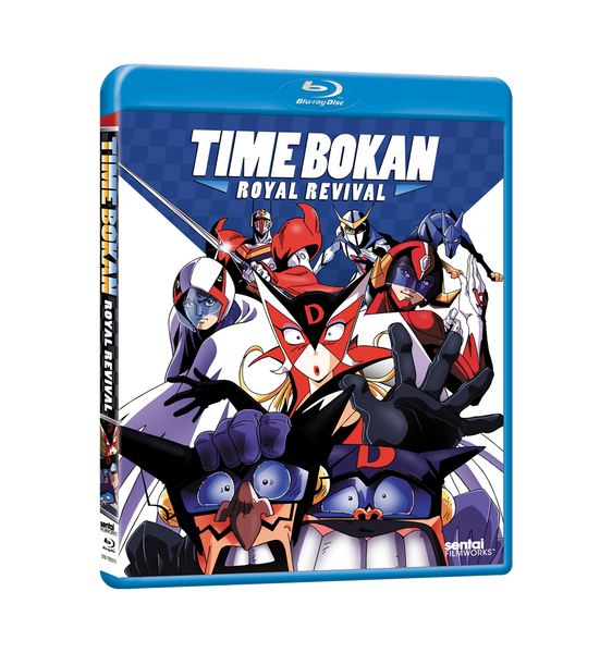 Time Bokan: Royal Revival OVA Series