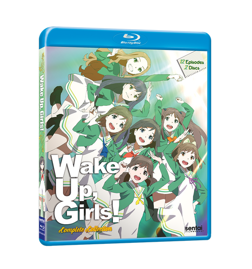 Wake Up, Girls! Complete Collection