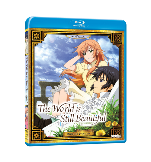 The World is Still Beautiful Complete Collection Blu-ray Front Cover