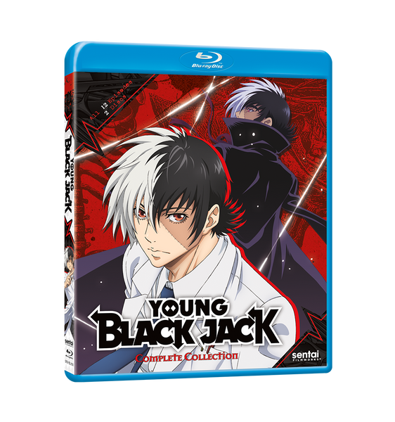 Young Black Jack Complete Collection Blu-ray Front Cover