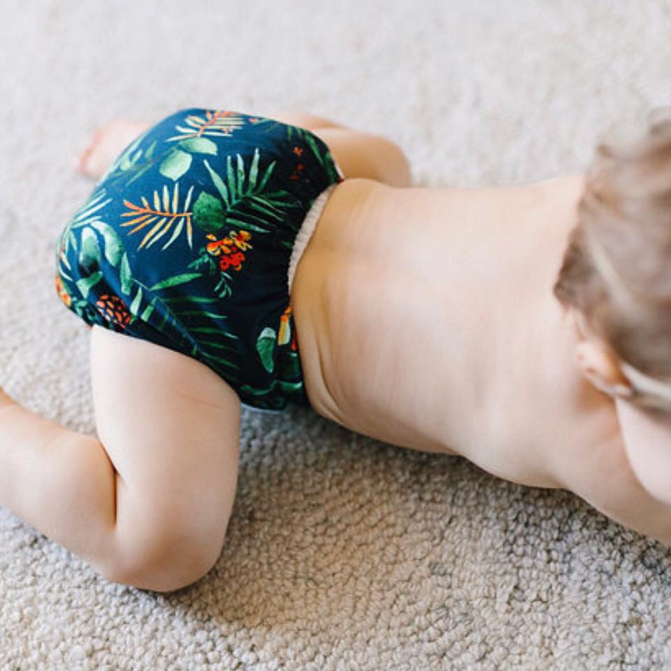 Why Choose Cloth Diapers?