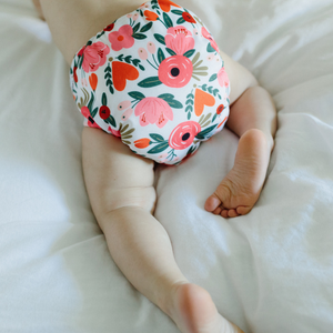 Rouge & Rose 4-Pack Cloth Diapers