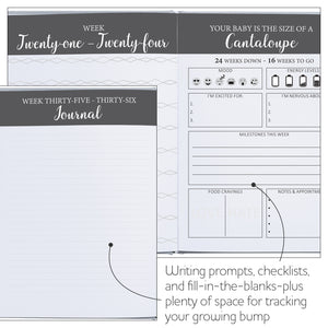Pregnancy Journal Planner