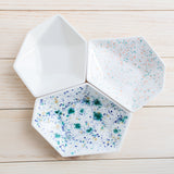 Mix & Match Geometric Large Ring Dish Set - Clarke Collective - 1