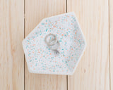 Large Geometric Ring Dish - Individual - Sprinkles - Clarke Collective - 3