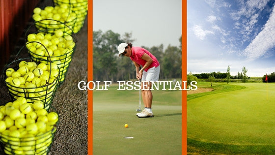 OUR TOP  10 GOLF ESSENTIALS YOU NEED TO PACK TODAY!