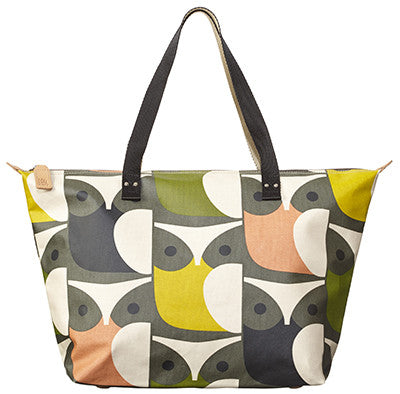 Big Owl Zip Shopper