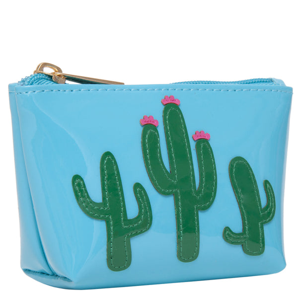 Mini Avery Cactus Pouch