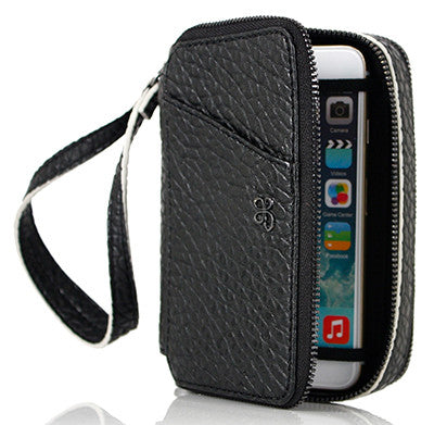 Dalia Power Wallet - BLACK