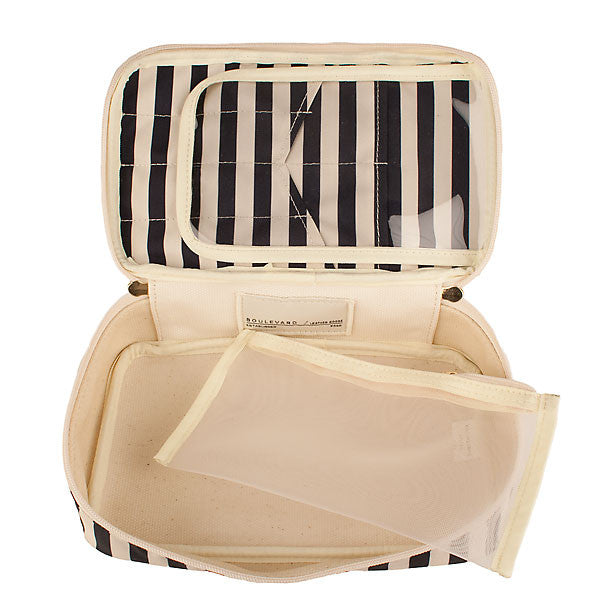 MEGAN MAKE-UP TRAINCASE