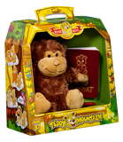 Bear In A Box by Teddy Mountain - Mookey the Monkey