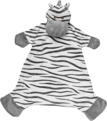 Jungle Friends Zooma Zebra Blankie