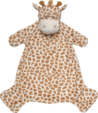 Jungle Friends Bing Bing Giraffe Blankie