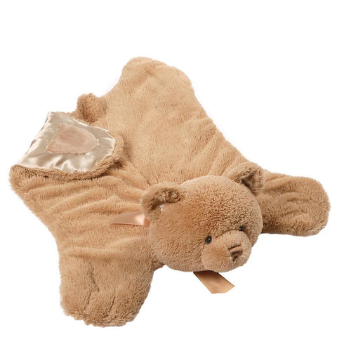 My First Teddy Comfy Cozy (Tan) by Gund